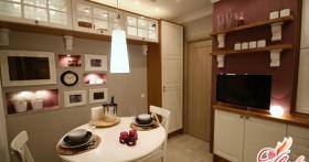 Выбор кухонного интерьера