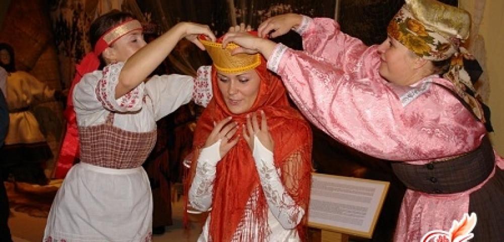 Как проводился свадебный обряд на Руси