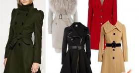 Какое пальто выбрать зимой 2016?