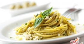 Спагетти с соусом Песто — постигаем секреты итальянской кухни