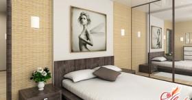 Планировка спальни по правилам дизайна