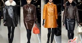 Классическая верхняя одежда из кожи: модное бессмертие