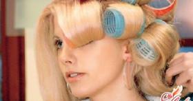 Как правильно накручивать волосы на бигуди?