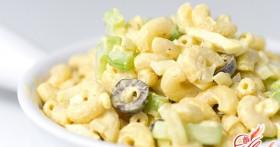 Итальянский салат с макаронами: лучшие рецепты в вашу кулинарную копилку