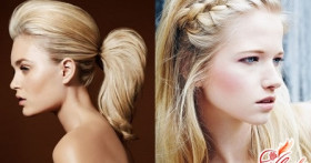 Самые актуальные прически для длинных волос