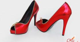 Женская обувь — орудие против сексизма