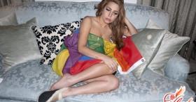 Леди Гага без макияжа: насколько прекрасна правда