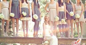 Что надеть на свадьбу? Самые модные модели для гостей