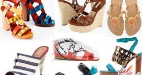 Летняя обувь – простота и легкость в каждой паре