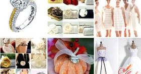 Выбор свадебных украшений