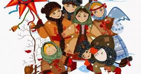 Поздравления-посевалки на Старый Новый год