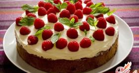 Бисквитный торт с масляным кремом — советские и европейские традиции