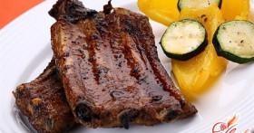 Лучшие рецепты свиных ребрышек в духовке