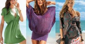 Модные туники 2016 — будь в тренде!