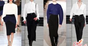 Строгий стиль одежды: офисная мода