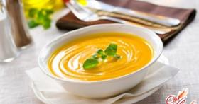 Как приготовить солнечный суп из тыквы