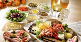 Праздничный ужин на скорую руку — быстро, но вкусно и красиво