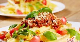 Как приготовить пасту по-итальянски: экзотично и быстро