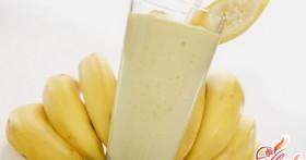 Бананово — молочная диета: ощутимый результат за три дня!