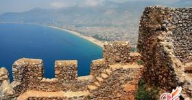 Достопримечательности турецкого города Алании