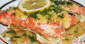 Незатейливая кулинария или полезный ужин для всей семьи
