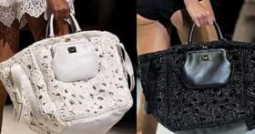 Как сшить сумочку для маленькой леди