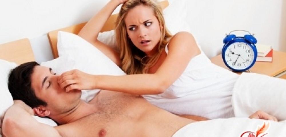 Женский храп как избавиться в домашних условиях