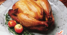 Курица-гриль: как получить пресловутую аппетитную корочку в обычной духовке