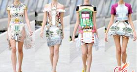 Пэчворк одежда: будь яркой и модной!