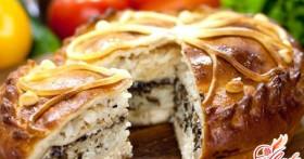 Курник — царь пирогов!