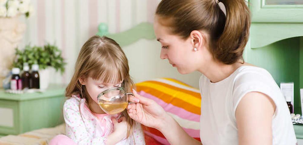 Народные средства от запора у детей