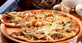 Пицца с морепродуктами — готовим дома