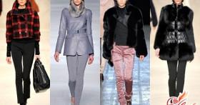 Модные женские куртки: осень 2016