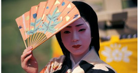 Верх сексуальности японских гейш