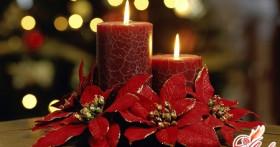 Новогодние свечи своими руками — сказочные атрибуты праздника