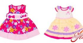 Платья из Франции от бренда Smile Rabbit — как стильно одеть девочку?