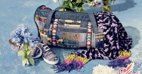 Пэчворк сумки — модный аксессуар своими руками