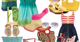 Стильное разнообразие женской пляжной обуви