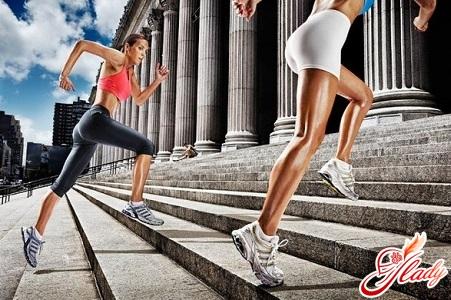 бег чем полезен
