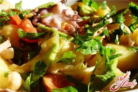 Картофельный салат по американски рецепт