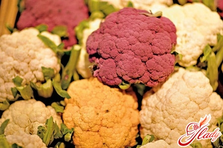 Салат по корейски.  В... Как правильно приготовить цветную капусту?