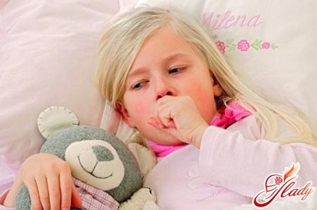 антибиотики при обструктивном бронхите у детей