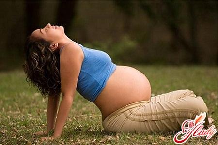 Последний месяц беременности – подготовка к родам