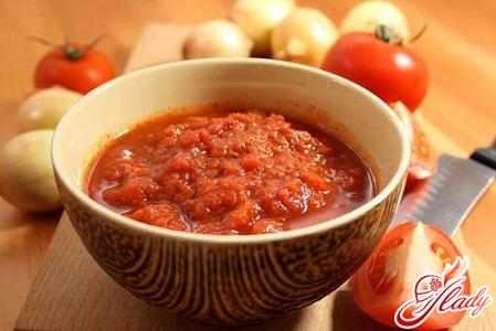 соус для салатов