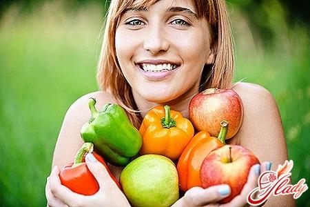 вегетарианство что можно есть