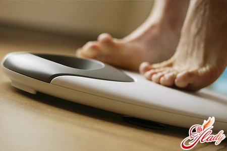 как похудеть если вес стоит