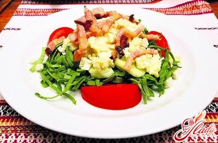 салат виктория рецепт
