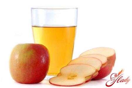 Яблочный уксус для похудения отзывы
