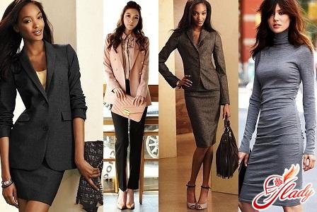 дресс код для женщин