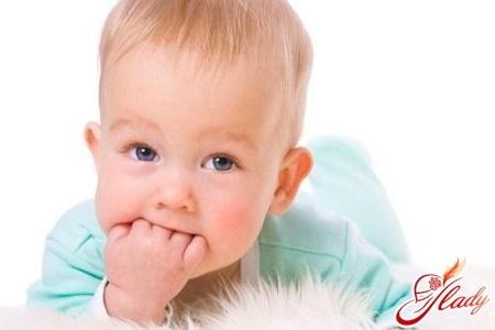 температура у детей при запоре